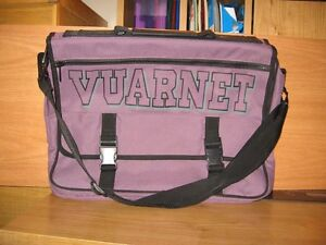 "Vintage ""Vaurnet"" Carry/Art  Bag"