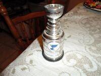 Mini St. Louis Blues Stanley Cup