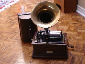 Phonograph/Gramophone/Victrola Repairs