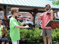 Suzuki Violin Lessons - Red Door String Studio