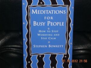 Meditations For Busy People