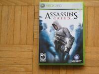 ASSASSINS CREED - XBOX 360 WITH BONUS DVD