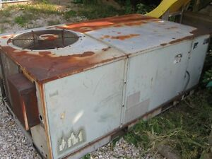 Carrier Rooftop HVAC Heating Cooling Unit 5 ton (Reduced) Windsor Region Ontario image 3