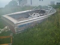 """FREE BOAT REMOVAL 705-333-5533 """"ONTARIO BOAT WRECKERS"""""""
