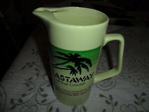 Wade Pottery Castaway Wine Cooler Advertising Pitcher