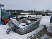 aeroliner alluminum boat