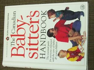 The Babysitter's Handbook ideal for Parents