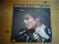 "Michael Jackson's Record ""Another Part of Me"" The Single"