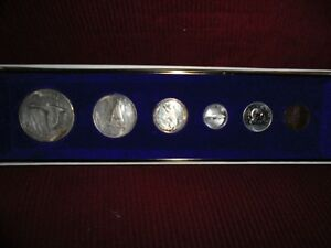 1967 Silver  Royal Trust Coin Set