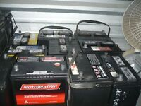 Rebuilt Batteries for Car, SUV, Truck, Marine, Golf Carts