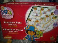 Dora  treasure hunt board game