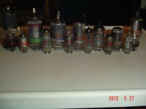 Vacuum Tubes 5KE8, 6AV6, 6CB6A, 6DT6, 6HZ6, 6LF8, 6FG7, 6GM6, Windsor Region Ontario image 2