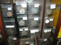 COLLECTIBLE COINS AND BILL'S - Foreign & Canadian Currency