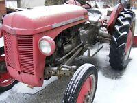 1947 TEA Ferguson Tractor