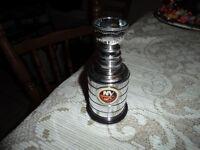 Mini New York Islanders Stanley Cup