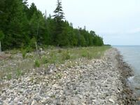 Reduced Price WaterFront Lot Manitoulin Island on South Bay