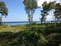 Lighthouse Point Estate Waterfront property-Lake Huron