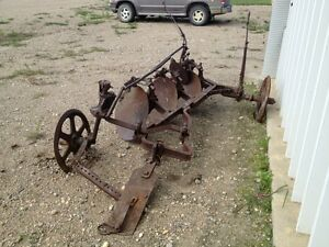 1920's Plough Disk  antique farming equipment Regina Regina Area image 2