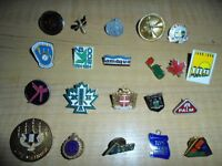 21 Different Collector Pins Lot #8