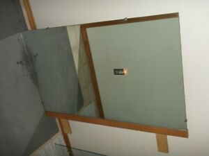 REDUCED TO CLEAR Vintage Dresser Mirror $35.00