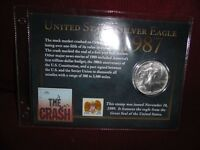 1987 United States Silver Eagle Coin