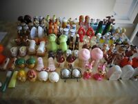 60 Different Pairs of Salt And Pepper Shakers