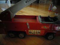 Vintage Metal Tonka Firetruck