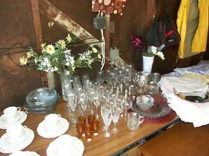 Glasses, Goblets and More