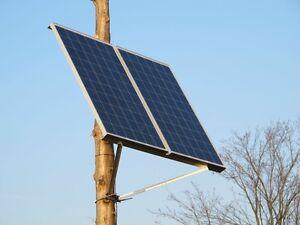 Pompe solaire 12 volts ITT Série 4000 chalet, bovins, irrigation Québec City Québec image 5