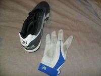 Toronto Blue Jays Adam Lind Game Used Batting Glove or Shoe
