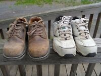 Used CSA Work Shoes - 2 pair