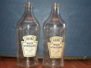 bouteille de vinaigre