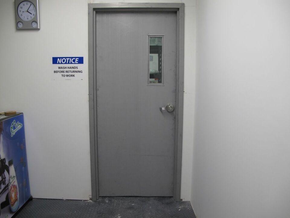 Steel Commercial Fire Metal Door 416 677 4915 149 99
