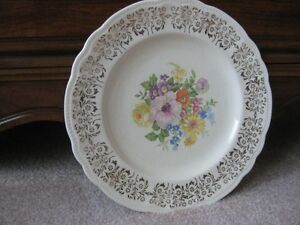 DuBarry Flower Plate