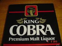 KING COBRA BAR SIGN