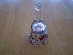 ART GLASS CANDLE SNUFFER