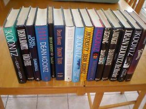 DEAN KOONTZ BOOKS Windsor Region Ontario image 3