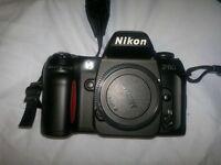 Nikon F80 35mm SLR Camera