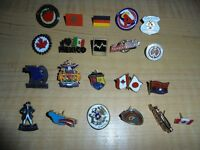 15 Different Collector Pins Lot #7