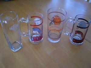 VINTAGE NFL GLASSES AND MUGS Windsor Region Ontario image 2