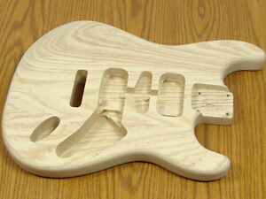 NEW Fender Lic Swamp Ash HSH Stratocaster Strat BODY Mighty Mite MM2700A
