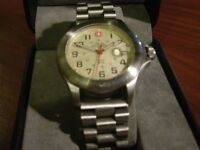 GENUINE WANGER SWIISS ARMY WATCH