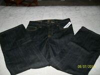 Brand new old navy boys jeans size  14 + used pants