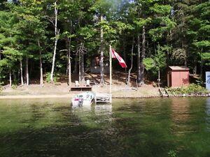 Lake Matinenda cottage Near Blind River.