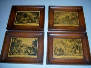 CURRIER AND IVES-***NEW PRICE***