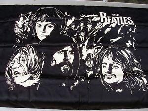 Beatles  Black Banner