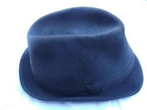 1930'S EATON'S FEDORA + 1960 ARMY HAT