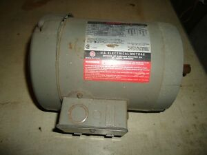 1/4 hp electric motor