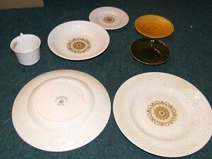 vieille vaisselle anglaise Wedgwood