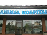 BARTON GRAYS ANIMAL HOSPITAL, AFFORDABLE & QUALITY VET SERVICES.